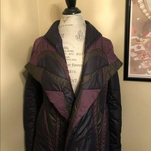 BCBG Maxazria runway coat jacket rare winter top